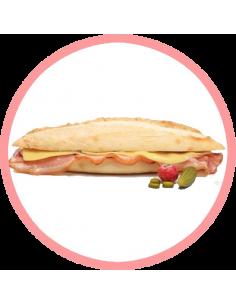Bocata Bacon Queso