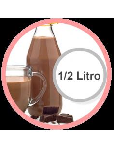 1/2 litro de chocolate