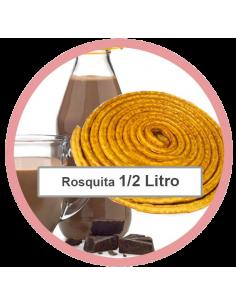Rosquita + 1/2 litro de...